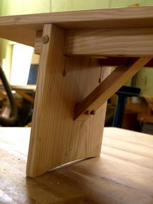 Little Bench-Detail