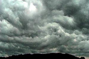 Stormy Sunday