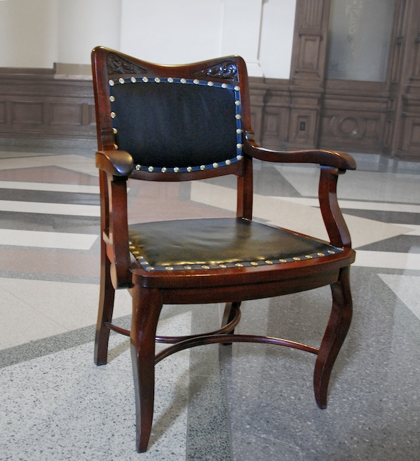 Governor's Chair