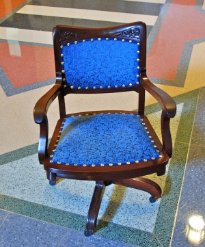 Governor's Chair-Rotary