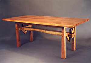 Besson Table-Side View