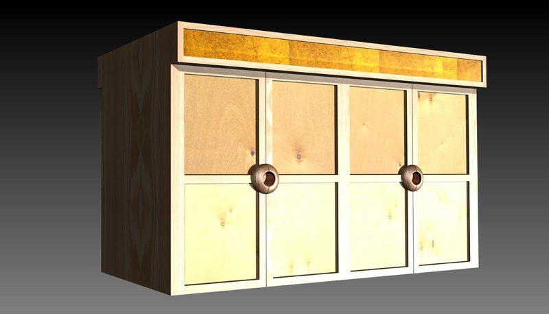 Max Cabinet Alone X2