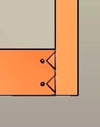 16′ Door Layout