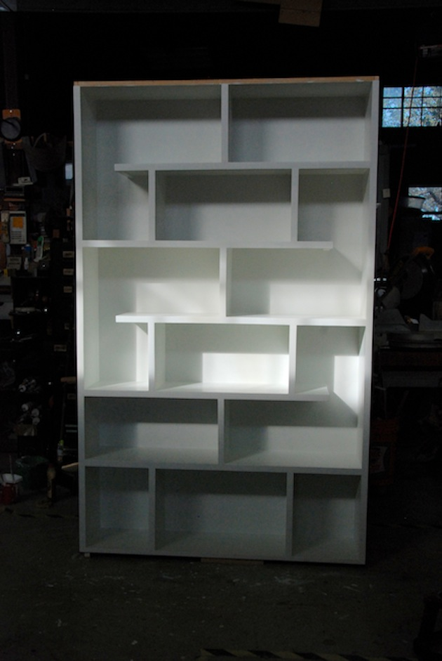 Andrew Shelves, Painted Unit