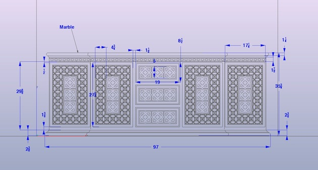 Breedlove cabinet