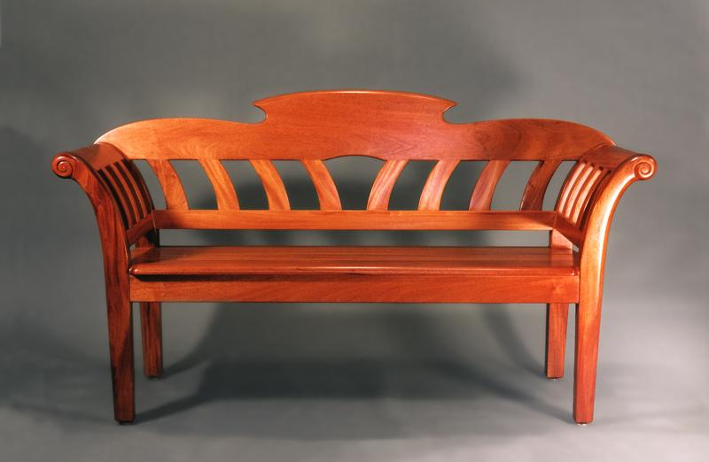 mahogany-bench-v1